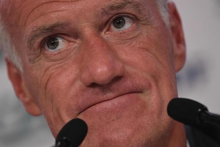 Didier Deschamps ha renovado al equipo francés desde su llegada. (Foto Prensa Libre: AFP)