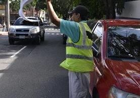 Elecciones aumentaron trabajo informal en el país (Foto Prensa Libre: Jaime Carrillo)