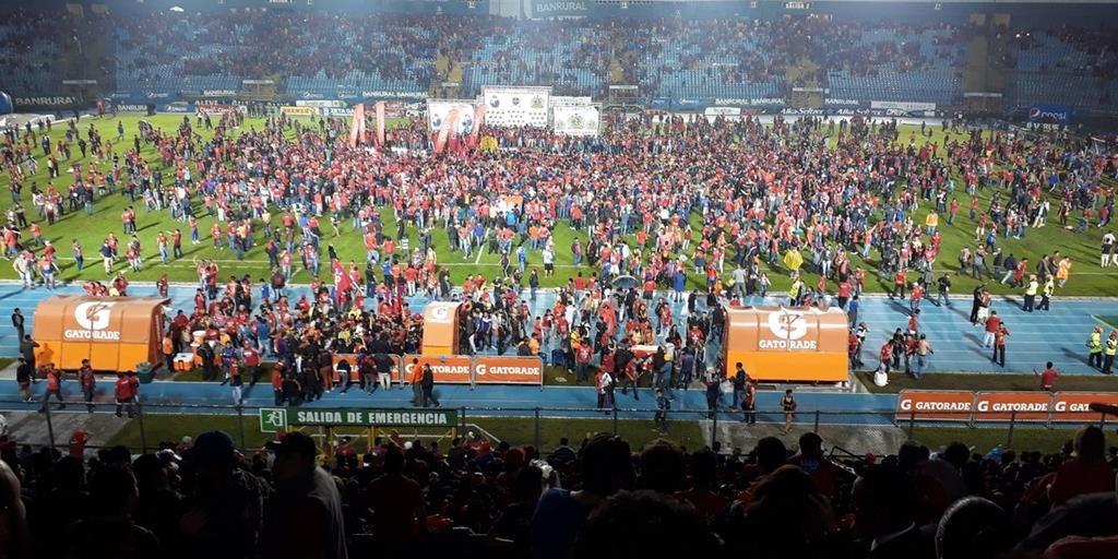 ¡Llegó la 30! Rojos derrotan a Guastatoya y rompen cinco años de sequía