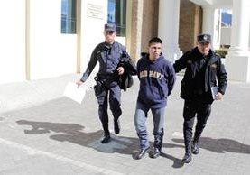 Santiago Reyes Muz López fue hallado culpable de la muerte de la mujer, en Quetzaltenango. (Foto Prensa Libre: María José Longo).