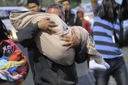 Organismo Ejecutivo, por un lado, y entidades que velan por derechos humanos, por otro, chocan ante desenlace fatal en hogar. (Foto Prensa Libre: C. Hernández)