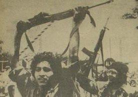 El 17 de Julio de 1979, el presidente de Nicaragua, Anastasio Somoza, fue derrocado.