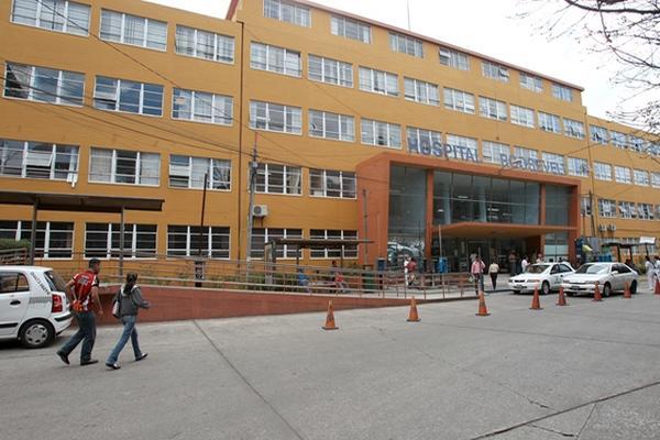 """<p>El hospital Roosevelt (Foto Prensa Libre: Archivo). <br _mce_bogus=""""1""""></p>"""