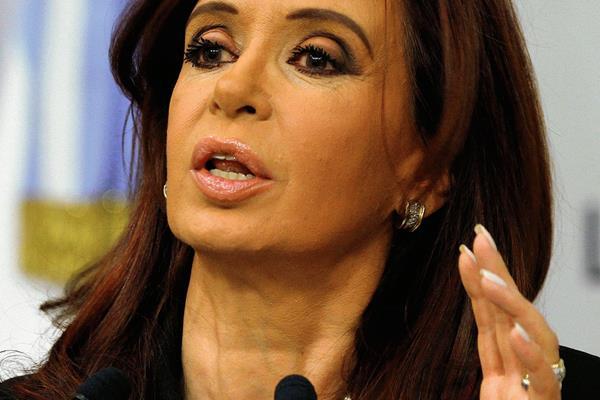 La presidenta de Argentina, Cristina Fernández, no será perseguida judicialmente, según la resolución de un tribunal argentino. (Foto Prensa Libre: Hemeroteca PL).