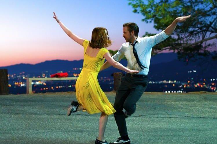 La cinta La La Land compite en la categoría de mejor película. (Foto Prensa Libre: YouTube)