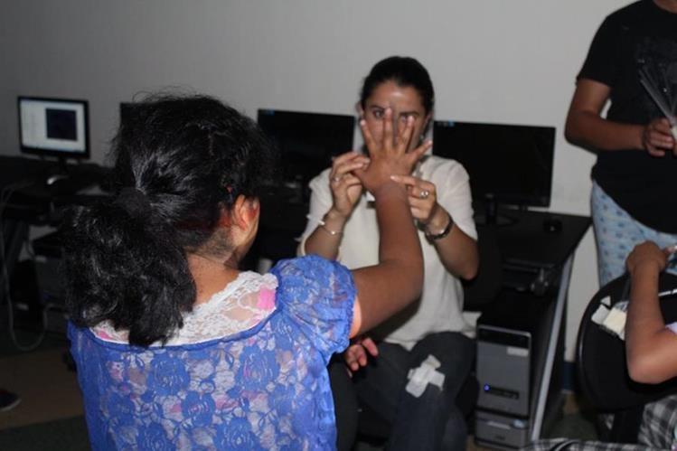 NIÑAS Y adolescentes víctimas de violencia sexual y trata aprenden a ser niñas de nuevo en Asociación La Alianza. (Foto Prensa Libre: Asociación La Alianza)