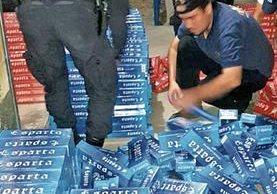 Cigarros, lácteos, aceite y granos son los productos que más se trafican en Guatemala.