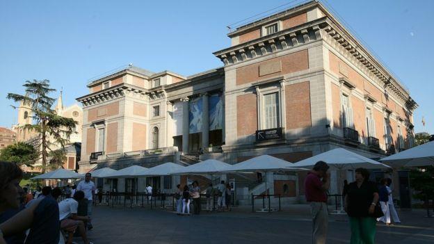 """El Museo del Prado de Madrid exhibe el cuadro de """"Las meninas"""" de Velázquez. GETTY IMAGES"""