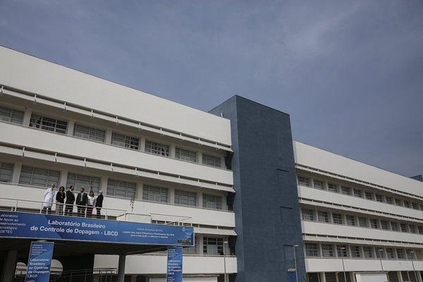 El Laboratorio Brasileño de Control de Dopaje de Brasil (LBCD) esta suspendido por la AMA. (Foto Prensa Libre: EFE)
