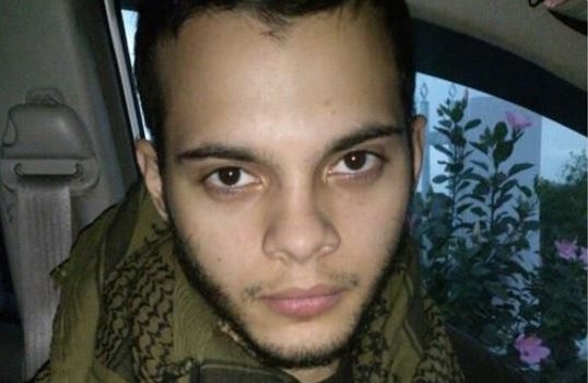 La fotografía del presunto responsable de la balacera circula en redes sociales. (Foto: internet).