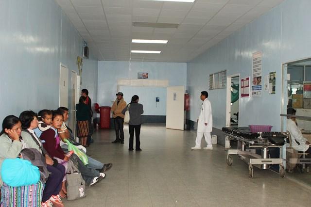 Durante años, el sistema de Salud ha resultado afectado por falta de recursos. (Foto HemerotecaPL)