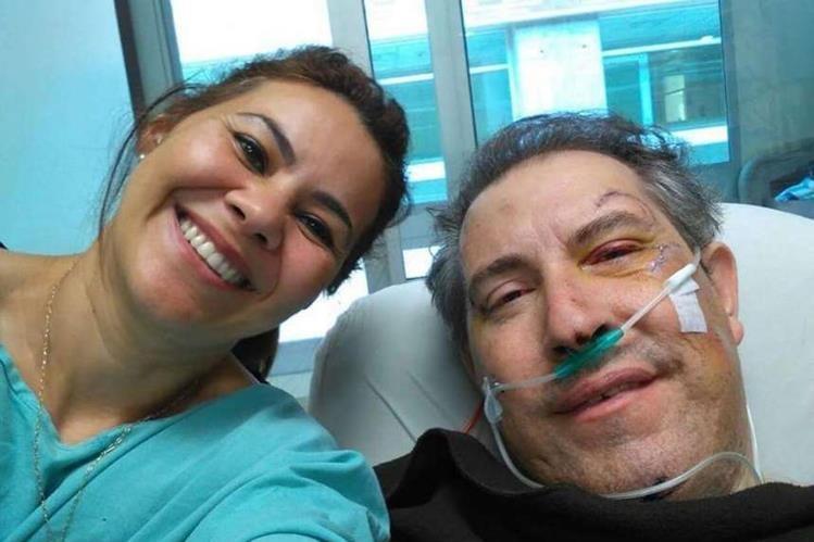 Rafael Henzel está listo para regresar a Brasil. (Foto Prensa Libre: Facebook)