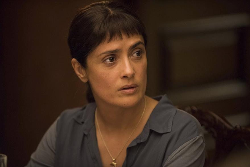 Escena de la cinta Beatriz at Dinner. (Foto Prensa Libre: AP)