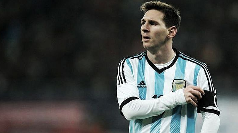 Lionel Messi volverá a Argentina después de la triste derrota en la final de la Copa América Centenario. (Foto Prensa Libre: Hemeroteca)