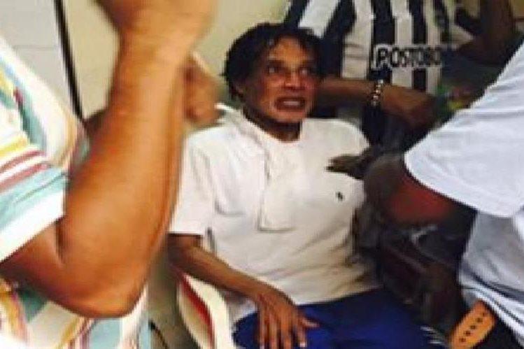 Patrocinio Sánchez Montes de Oca, liberado por el ELN.