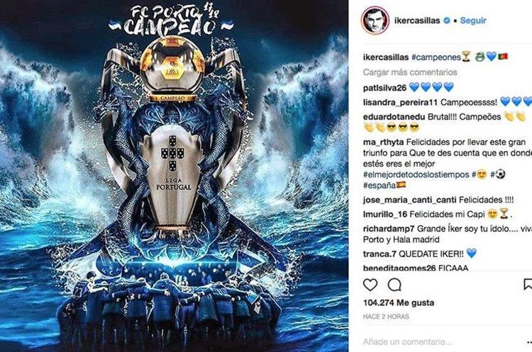 Porto se corona campeón con tres mexicanos a bordo