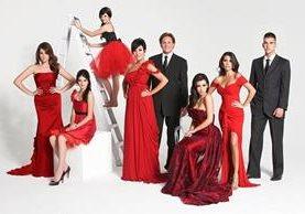 Keeping Up With the Kardashians tiene 13 temporadas, 9 spin offs y 10 años de estar al aire. (Foto Prensa Libre: Heightline).