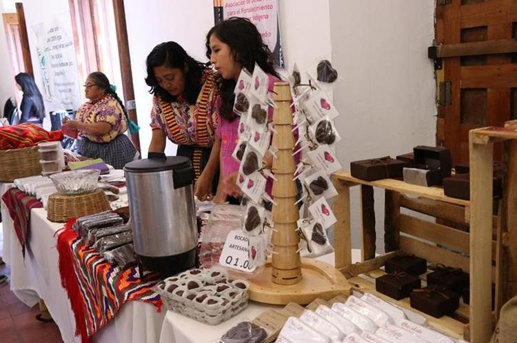 El 21 y 22 de diciembre próximo se llevará a cabo el Festival de Chocolate en Quetzaltenango. (Foto Prensa Libre: María José Longo)