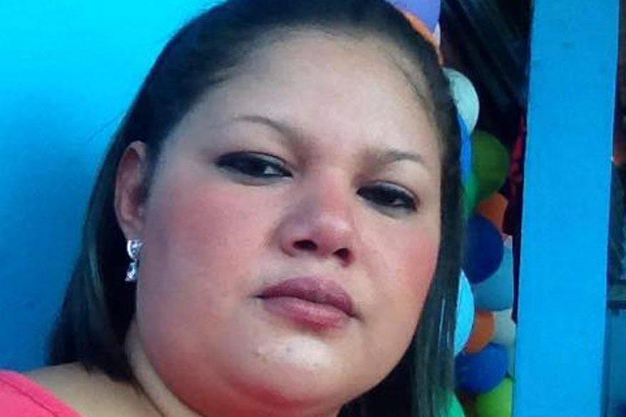 Deysi Roxana Palma es una víctima más de la violencia. (Foto Prensa Libre: Óscar González).