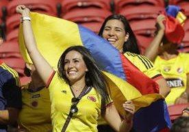 Imagenes del partido inaugural de la Copa América