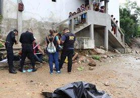 Los ataques armados han sido constantes en Chiquimula. La PNC investiga a grupo delincuencial. (Foto Prensa Libre: Mario Morales)