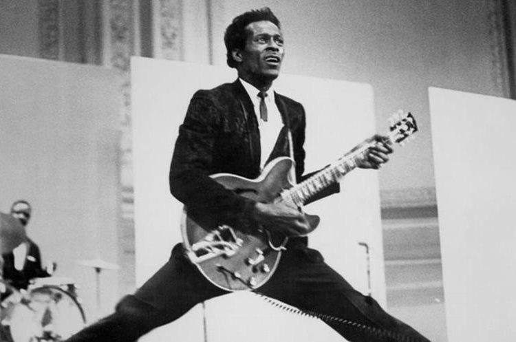 Fallece a los 90 años Chuck Berry