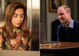 Lady Gaga y el Principe William han decidido unir voces para promover la salud mental (Foto Prensa Libre: YouTube).