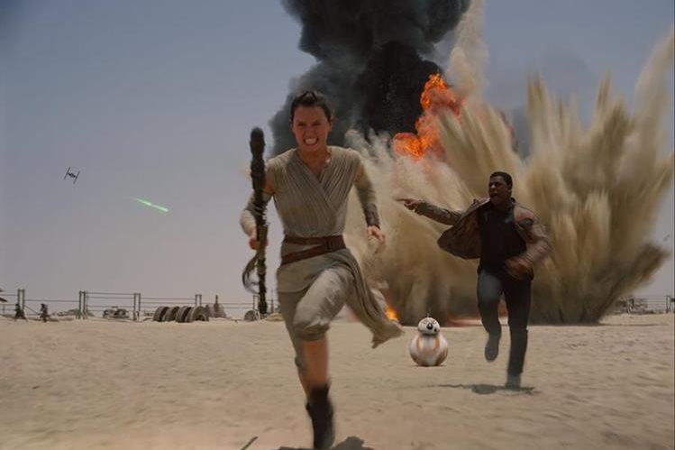 Star Wars compite por once premios, mejor película es el más importante. (Foto Prensa Libre: Hemeroteca PL)