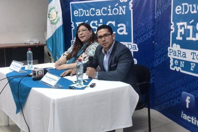 Las nuevas autoridades presentaron una denuncia en el Ministerio Público. (Foto Prensa Libre: Henry Pocasangre)