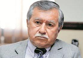 El diputado Edgar Ovalle fue electo en 2015 con el partido FCN-Nación. (Foto Prensa Libre: Hemeroteca PL)