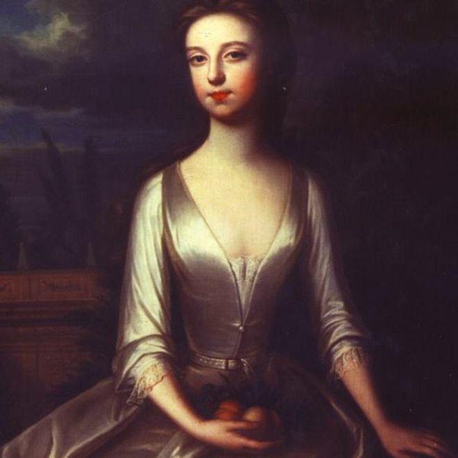Era alta, rubia, afectuosa y aristócrata. CHARLES JERVAS