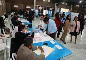 Los abogados volveran a votar para magistrado a la Corte de Constitucionalidad el próximo miércoles. (Foto Prensa Libre: Hemeroteca PL)