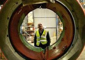 En el negocio del reciclaje de aviones, prácticamente todo es ganancia. RICHARD GRAY