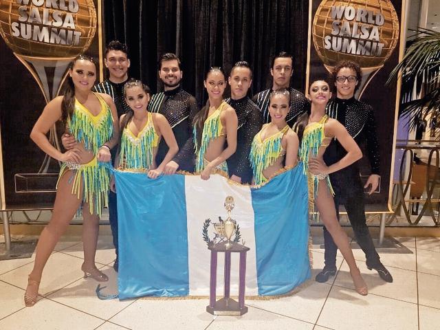 Uno De  los éxitos de la academia fue obtener el World Salsa Summit, que se desarrolló en Estados Unidos.