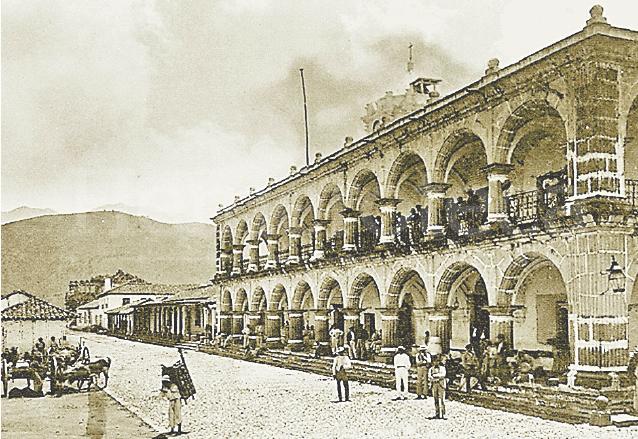 La antigua capital estuvo en el Valle de Panchoy. (Foto: Hemeroteca PL)