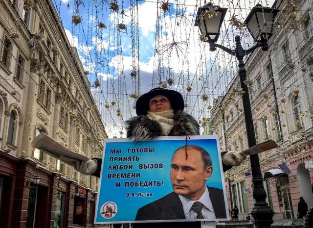 Comentarios sobre Putin son