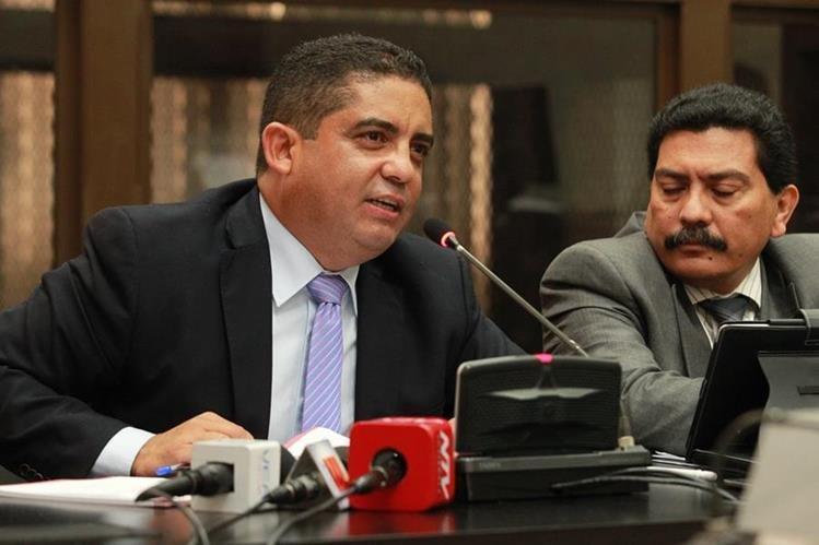 Juan Carlos Monzón fue admitido como colaborador eficaz en el caso TCQ. (Foto Prensa Libre: Hemeroteca PL)