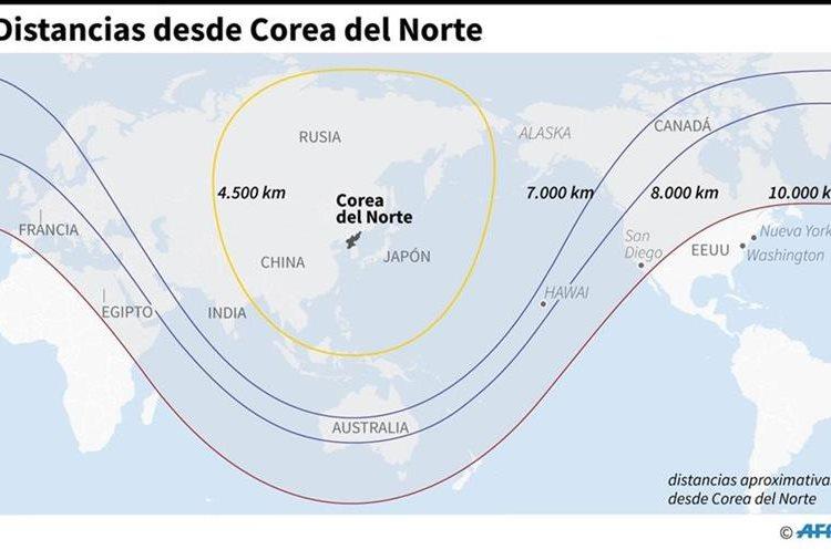 Corea del Norte tendría una miniojiva nuclear
