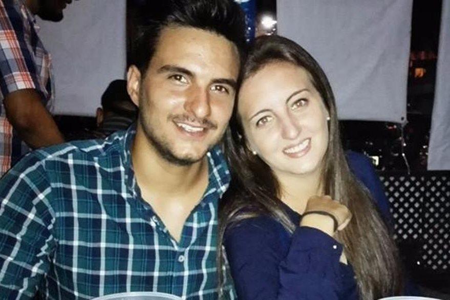 Alejandro y Cristina Tobar. (Foto: Facebook)