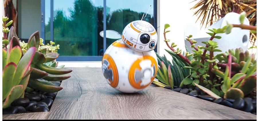 Sphero, tendrá a la venta el BB8 en octubre de este año. (Foto Prensa Libre: tomada de www.sphero.com).