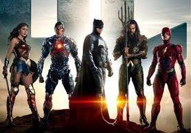 La película Liga de la Justicia se estrenará en noviembre de este año. Foto Prensa Libre: Warner