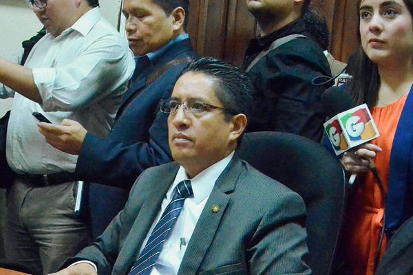 Elder Hermelindo Fuentes García, fue nombrado hoy como superintendente interino. (Foto Prensa Libre: Archivo)