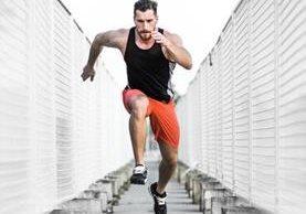 El cuerpo está más propenso a sufrir dolores con los ejercicios de alta intensidad. (GETTY IMAGES)