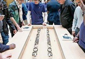 Apple buscará que sus artículos sean producidos por materiales reciclados. ¿Se verá en el Apple Watch? (Foto: Hemeroteca PL).
