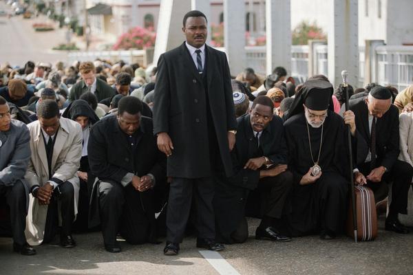 El filme Selma estuvo postulado en la categoría de mejor película en la presente temporada de premios.