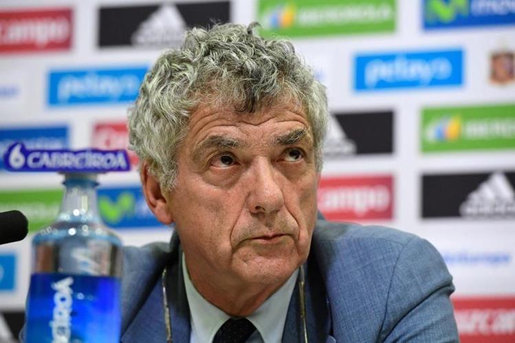 Villar sorprendió con la decisión de renunciar a la lucha por la presidencia del organismo europeo. (Foto Prensa Libre: AFP)