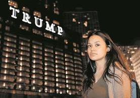 Imagen de archivo de la joven mexicana Nancy Villa, beneficiaria del programa DACA en EE. UU. (Foto Hemeroteca PL).