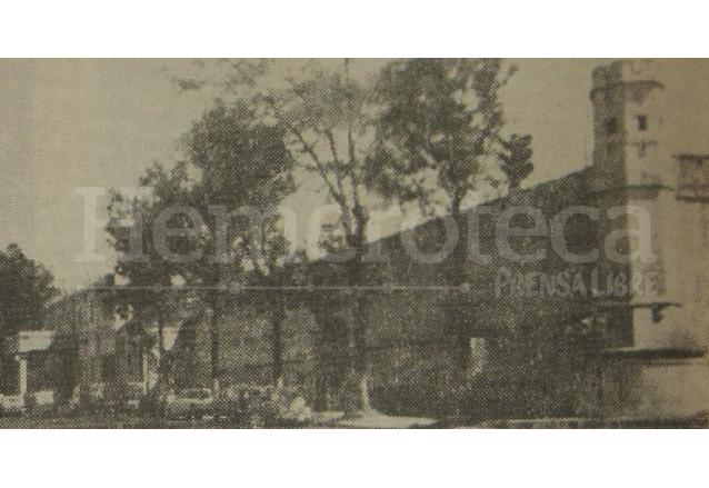 En 1920 la Penitenciaría albergaba a 369 reos; en enero de 1921 salieron 45, pero después ingresaron 97. (Foto: Hemeroteca PL)