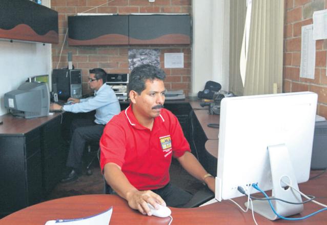 Unidad de acceso a la información pública en la Municipalidad de Santa Catarina Pinula.  (Foto: Hemeroteca PL)