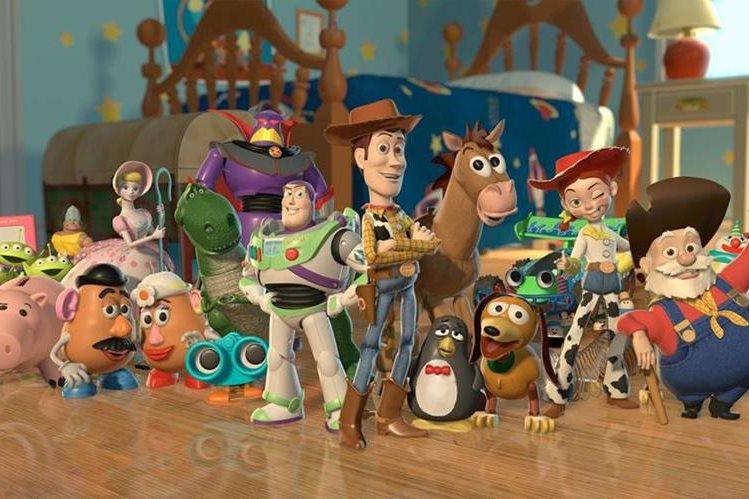 Los personajes de Toy Story tendrán una nueva aventura. (Foto Prensa Libre: Diney)